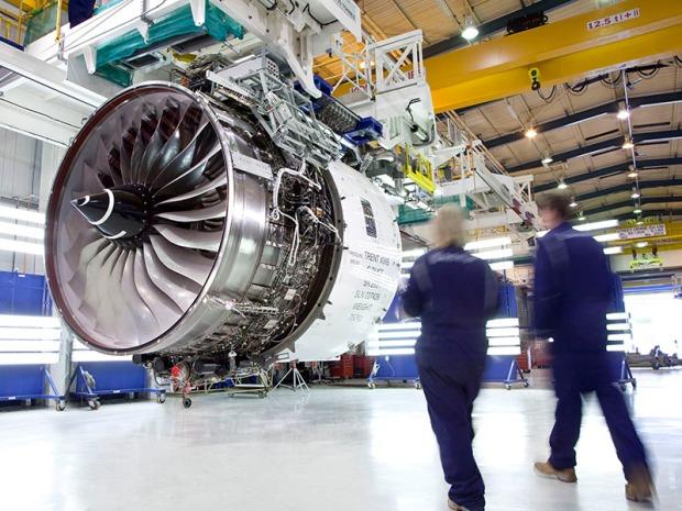 Rolls-Royce-Trent-XWB-Engine